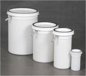 RTP Polyethylene Containers BETA